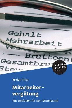 Mitarbeitervergütung von Fritz,  Stefan