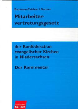 Mitarbeitervertretungsgesetz der Konföderation evangelischer Kirchen in Niedersachsen, MVG-K