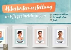 Mitarbeitervorstellung in Pflegeeinrichtungen von Verlag an der Ruhr,  Redaktionsteam