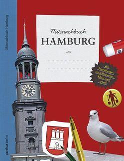 Mitmachbuch Hamburg von Radiguès,  Gaelle