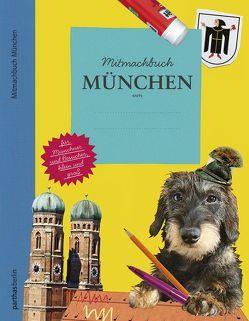 Mitmachbuch München von Caremi, de Radiguès,  de