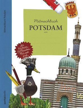 Mitmachbuch Potsdam von Caremi, de Radiguès,  de