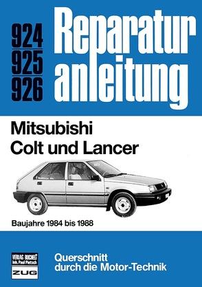 Mitsubishi Colt und Lancer
