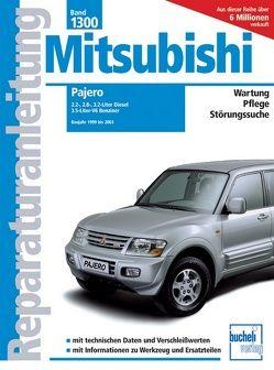 Mitsubishi Pajero 1999 bis 2003