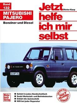 Mitsubishi Pajero von Korp,  Dieter
