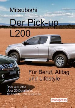 Mitsubishi Pick up L200 von Zimmermann,  Gerd