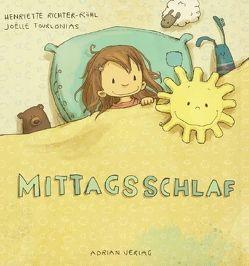 Mittagsschlaf Buch von Richter-Röhl,  Henriette