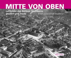 Mitte von oben von Goebel,  Benedikt, Mauersberger,  Lutz