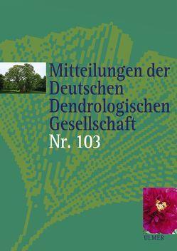 Mitteilungen der DDG Band 103