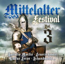 Mittelalter Festival Vol.3 von ZYX Music GmbH & Co. KG