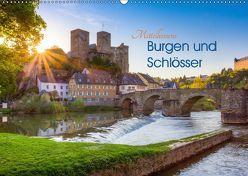 Mittelhessens Burgen und Schlösser (Wandkalender 2019 DIN A2 quer) von Koch,  Silke