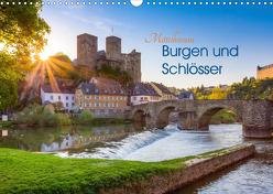 Mittelhessens Burgen und Schlösser (Wandkalender 2020 DIN A3 quer) von Koch,  Silke