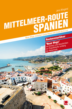Mittelmeer-Route Spanien von Wiegand,  Jens