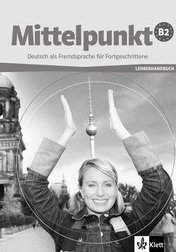 Mittelpunkt B2 von Lanz,  Monika, Lundquist-Mog,  Angelika