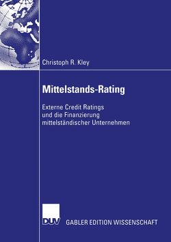Mittelstands-Rating von Kley,  Christoph