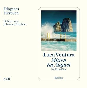 Mitten im August von Klaußner,  Johannes, Ventura,  Luca