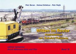 Mitten im Revier. von Beran,  Petr, Bribitzer,  Helmut, Rojík,  Petr