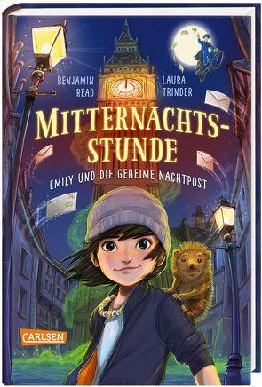 Mitternachtsstunde 1: Emily und die geheime Nachtpost von Niehaus,  Birgit, Read,  Benjamin, Trinder,  Laura