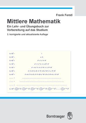 Mittlere Mathematik von Ferstl,  Frank