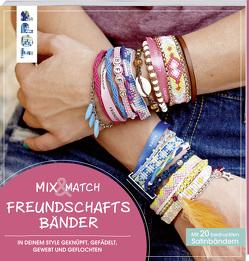 Mix & Match Freundschaftsbänder von Eder,  Elke