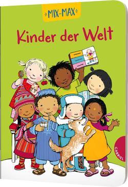 Mix-Max Kinder der Welt von Bußhoff,  Katharina