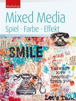 Mixed Media von Schoch,  Daniela