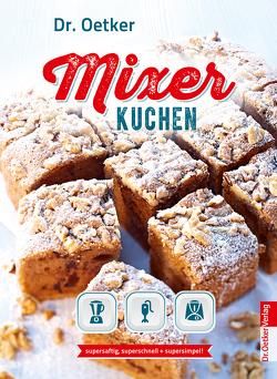 Mixer-Kuchen von Dr. Oetker