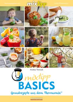 MIXtipp Basics von Tomicek,  Andrea, Watermann,  Antje