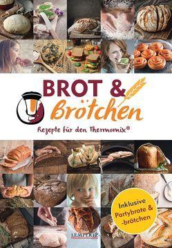 mixtipp: Brot und Brötchen – Rezepte für den Thermomix® von Watermann,  Antje