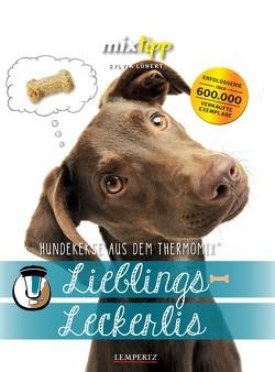 MIXtipp: Lieblings-Leckerlies – Hundekekse aus dem Thermomix® von Lühert,  Sylvia, Watermann,  Antje