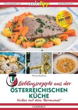 mixtipp: Lieblingsrezepte der österreichischen Küche von Berkholz,  Patrizia, Watermann,  Antje