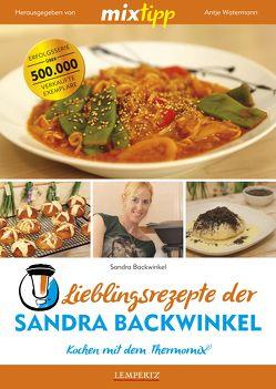 mixtipp: Lieblingsrezepte der Sandra Backwinkel von Backwinkel,  Sandra, Watermann,  Antje