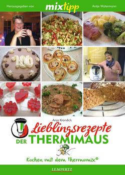 MIXtipp Lieblingsrezepte der Thermimaus von Krandick,  Anja, Watermann,  Antje