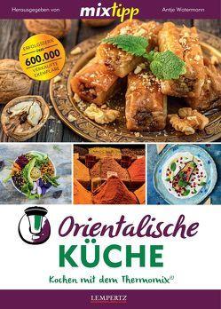 mixtipp: Orientalische Küche von König,  Britta