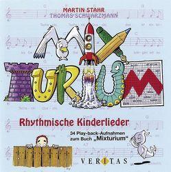 Mixturium – Audio CD von Schwarzmann,  Thomas, Stahr,  Martin