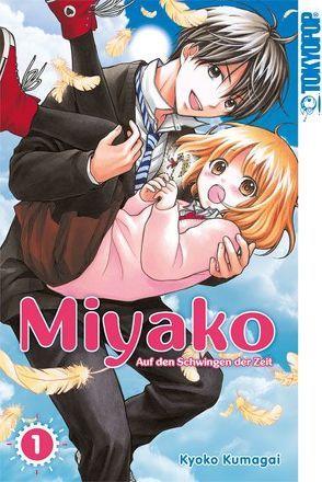 Miyako – Auf den Schwingen der Zeit 01 von Kumagai,  Kyoko