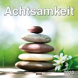 MK Poster Achtsamkeit 2020 von garant Verlag GmbH