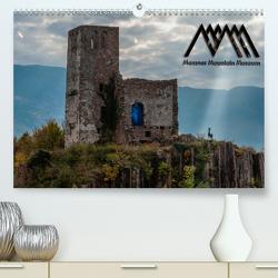 MMM – Messner Mountain Museum (Premium, hochwertiger DIN A2 Wandkalender 2020, Kunstdruck in Hochglanz) von www.HerzogPictures.de