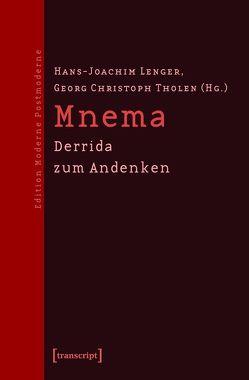 Mnema von Lenger,  Hans-Joachim, Tholen,  Georg Christoph