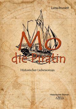 Mo, die Piratin – Großdruck von Prusseit,  Luisa