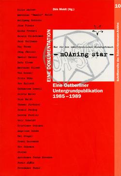 mOAning star von Moldt,  Dirk, Rüddenklau,  Wolfgang