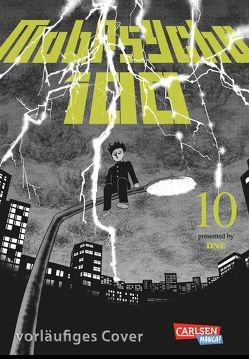 Mob Psycho 100 10 von Christiansen,  Lasse Christian, ONE