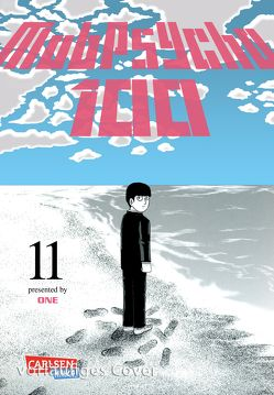 Mob Psycho 100 11 von Christiansen,  Lasse Christian, ONE