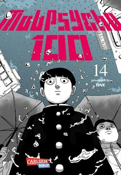 Mob Psycho 100 14 von Christiansen,  Lasse Christian, ONE