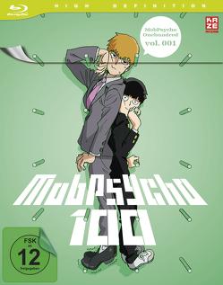Mob Psycho 100 – Blu-ray 1 von Tachikawa,  Yuzuru