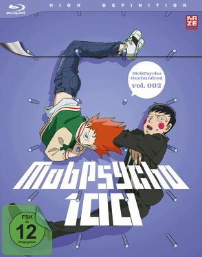 Mob Psycho 100 – Blu-ray 2 von Tachikawa,  Yuzuru