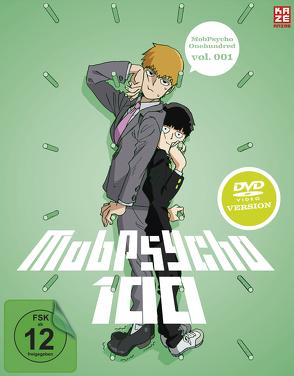 Mob Psycho 100 – DVD 1 von Tachikawa,  Yuzuru