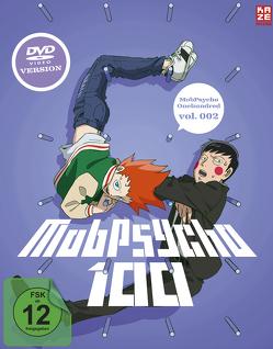 Mob Psycho 100 – DVD 2 von Tachikawa,  Yuzuru