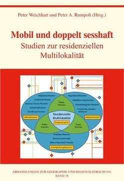 Mobil und doppelt sesshaft. Studien zur residenziellen Multilokalität von Rumpolt,  Peter A., Weichhart,  Peter
