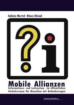 Mobile Allianzen von Düwal,  Klaus, Mertel,  Sabine